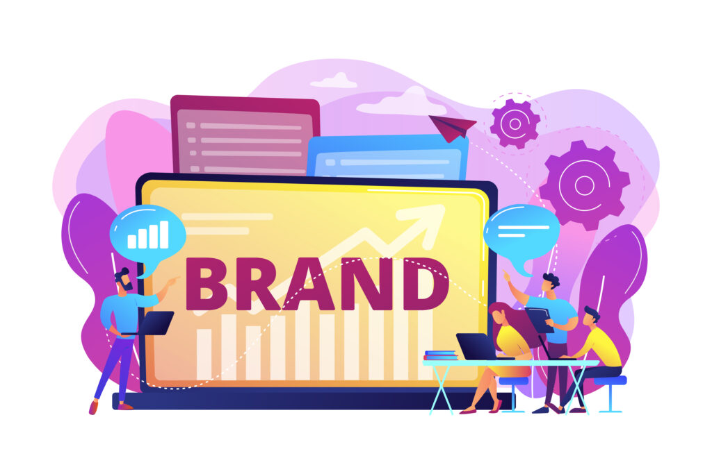 How do you leverage social media to build your brand